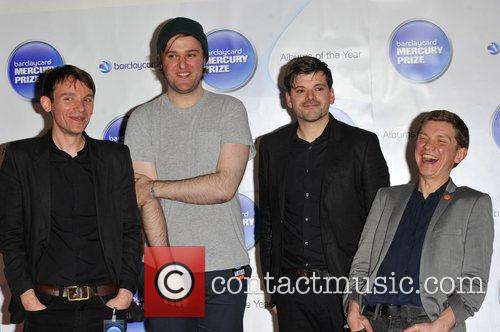 Field Music, Barclaycard Mercury Music Prize