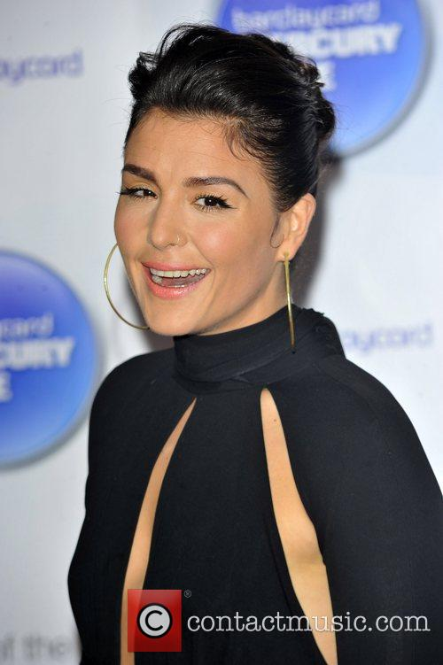 Jessie Ware and Barclaycard Mercury Music Prize 6