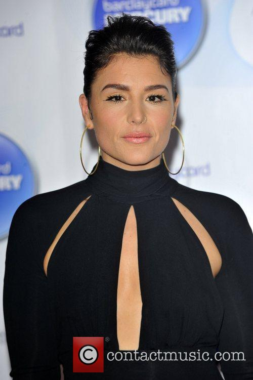 Jessie Ware and Barclaycard Mercury Music Prize 8