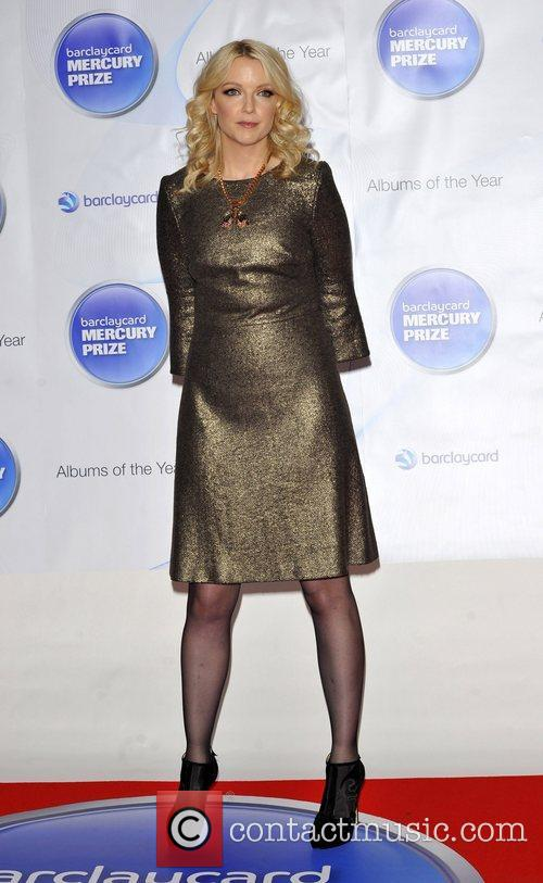 Lauren Laverne and Barclaycard Mercury Music Prize 1