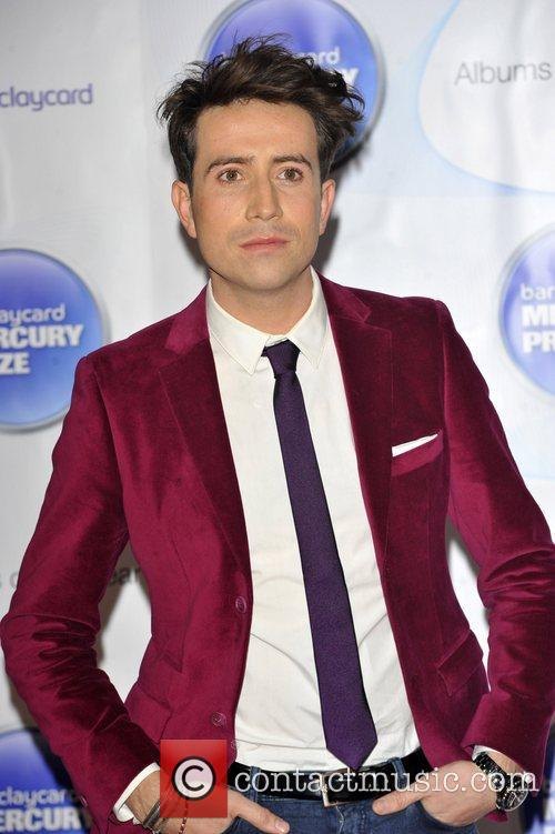 Nick Grimshaw and Barclaycard Mercury Music Prize 4