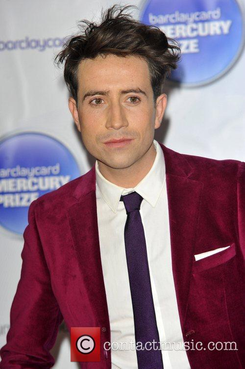 Nick Grimshaw and Barclaycard Mercury Music Prize 5