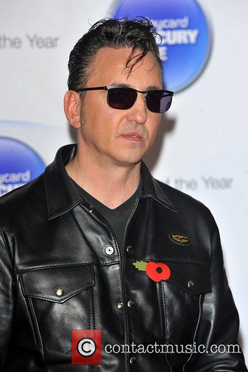 Richard Hawley and Barclaycard Mercury Music Prize 1