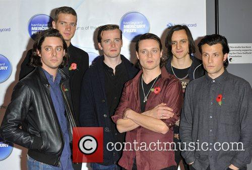 The Maccabees and Barclaycard Mercury Music Prize 4