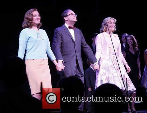 Elizabeth Stanley, Adam Grupper and Betsy Wolfe Closing...