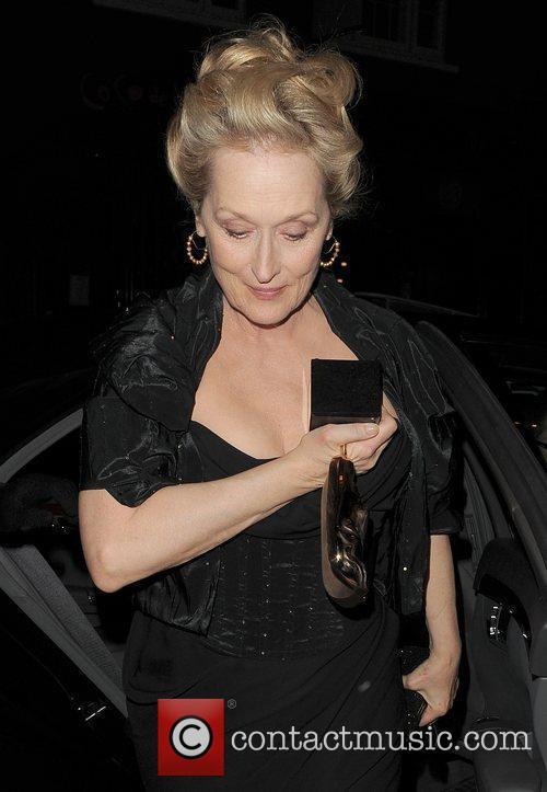 Meryl Streep and Bafta 6