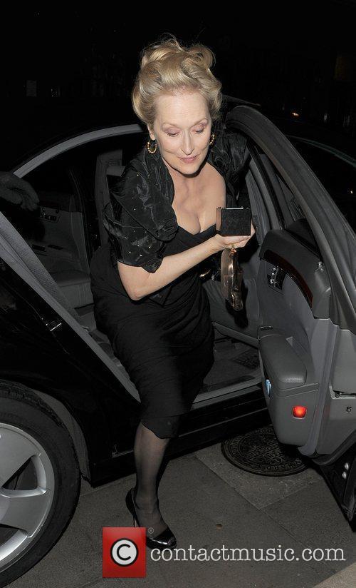 Meryl Streep and Bafta 11