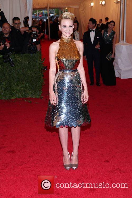 Carey Mulligan and Metropolitan Museum Of Art 2