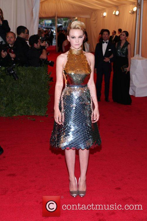 Carey Mulligan and Metropolitan Museum Of Art 3