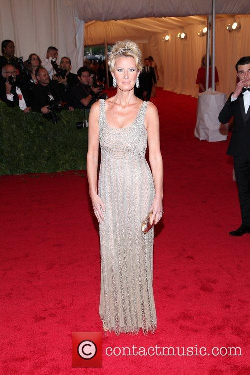 Sandra Lee and Metropolitan Museum Of Art 3