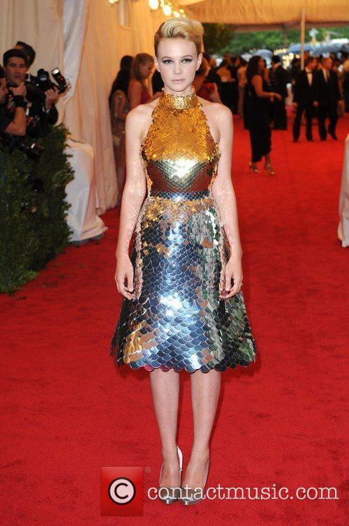 Carey Mulligan and Metropolitan Museum Of Art 4