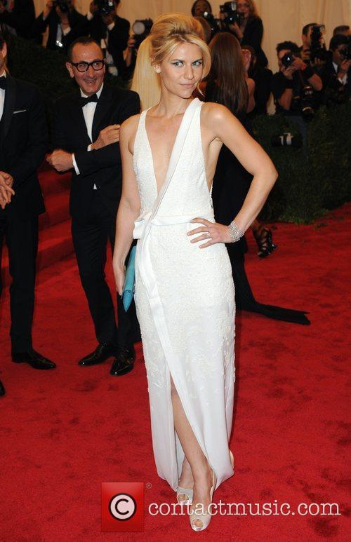 Claire Danes and Metropolitan Museum Of Art 2