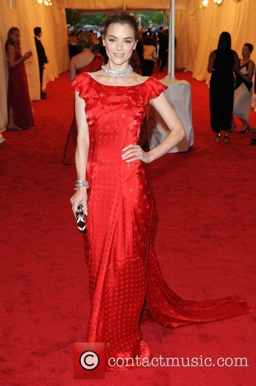 Jaime King Schiaparelli and Prada 'Impossible Conversations' Costume...