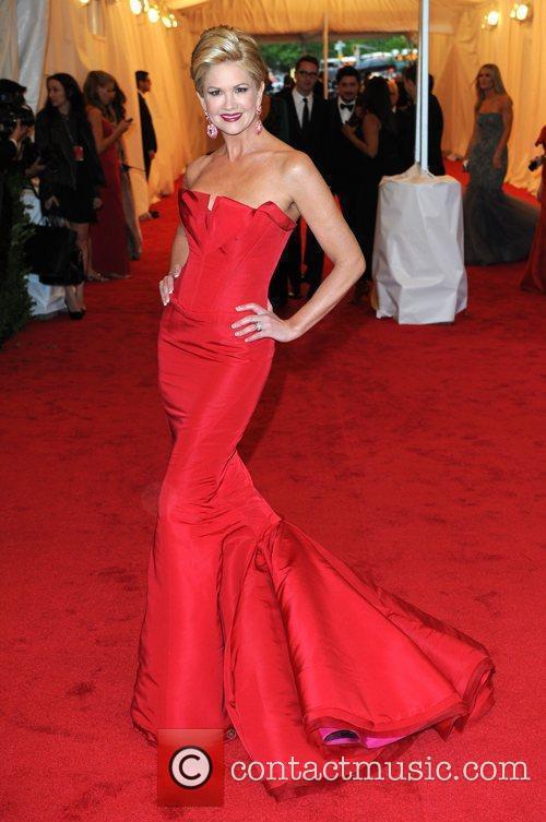 Nancy O'Dell Schiaparelli and Prada 'Impossible Conversations' Costume...