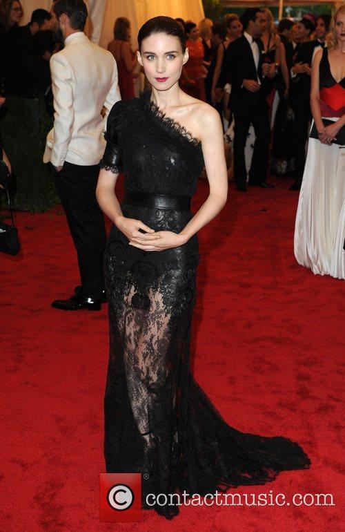 Rooney Mara, Hugh Dancy and Metropolitan Museum Of Art 2