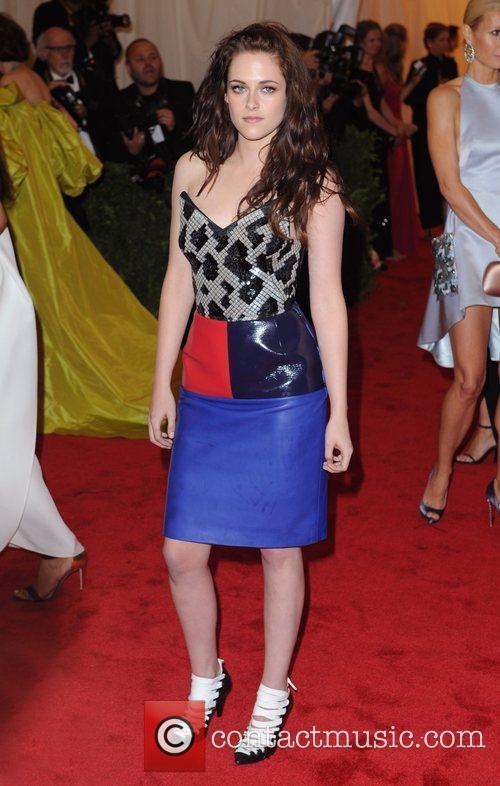 Kristen Stewart Schiaparelli and Prada 'Impossible Conversations' Costume...