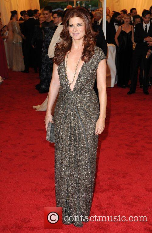 Debra Messing and Metropolitan Museum Of Art 10
