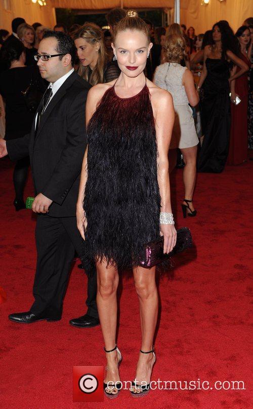 Kate Bosworth and Metropolitan Museum Of Art 1