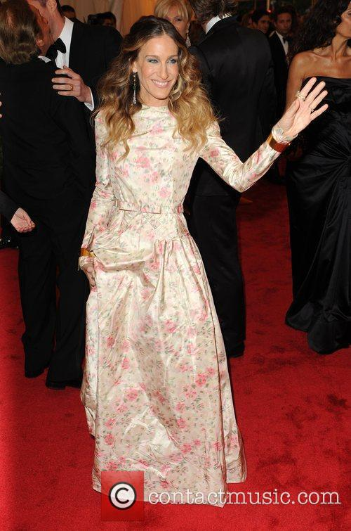 Sarah Jessica Parker and Metropolitan Museum Of Art 3