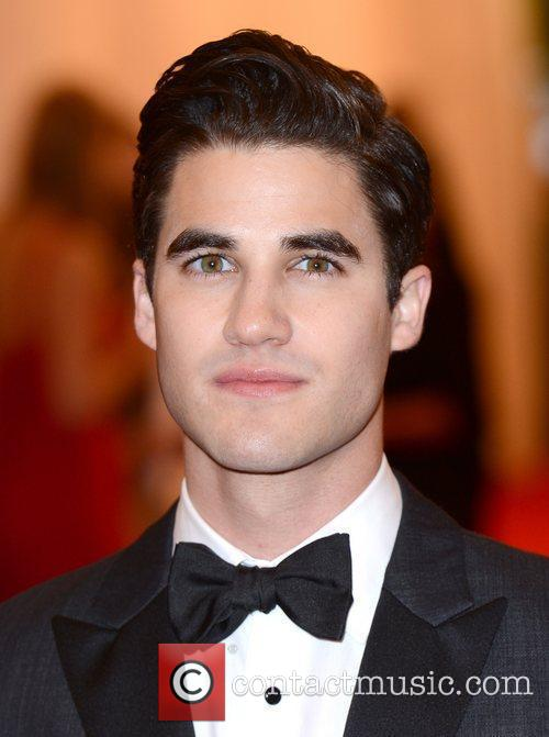 Darren Criss and Metropolitan Museum Of Art 9
