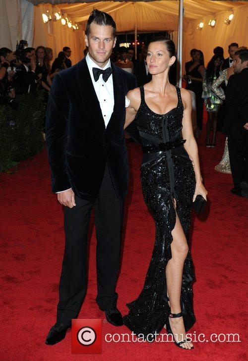 Gisele Bundchen, Tom Brady and Metropolitan Museum Of Art 1