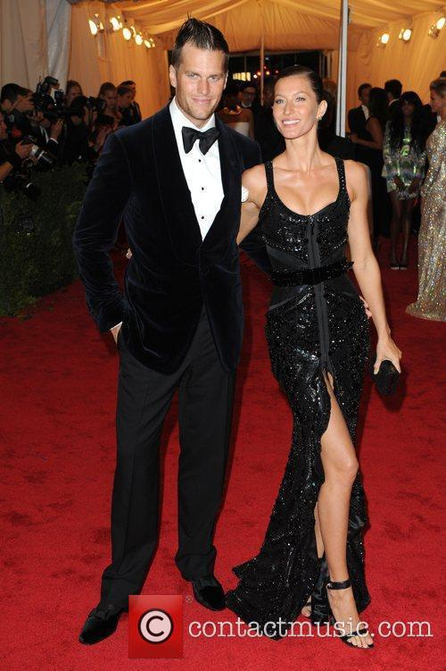 Gisele Bundchen, Tom Brady, Metropolitan Museum Of Art