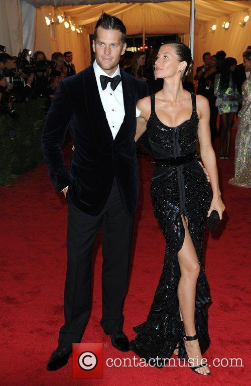 Gisele Bundchen, Tom Brady and Metropolitan Museum Of Art 3