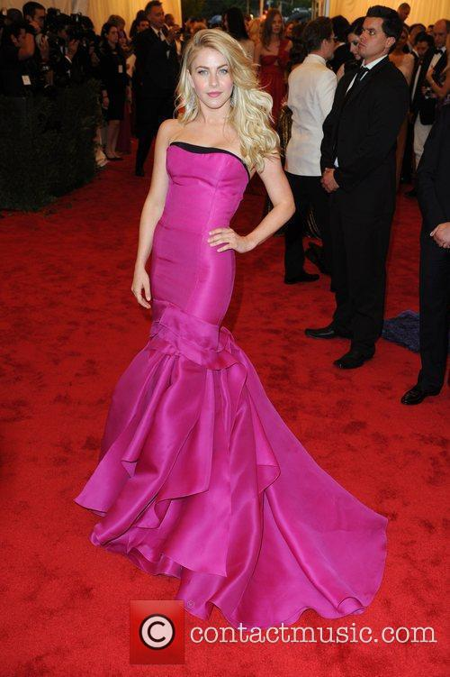 Julianne Hough and Metropolitan Museum Of Art 2