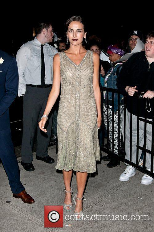 Camilla Belle Met Ball 2012 Afterparty held at...