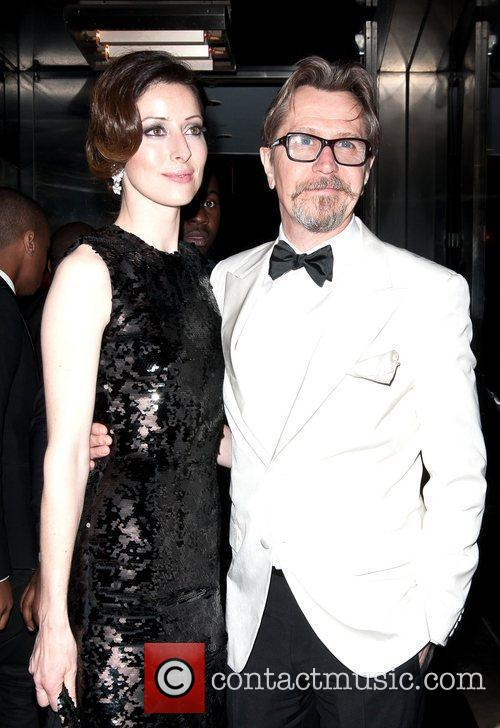 Gary Oldman, Guest Met Ball 2012 Afterparty held...