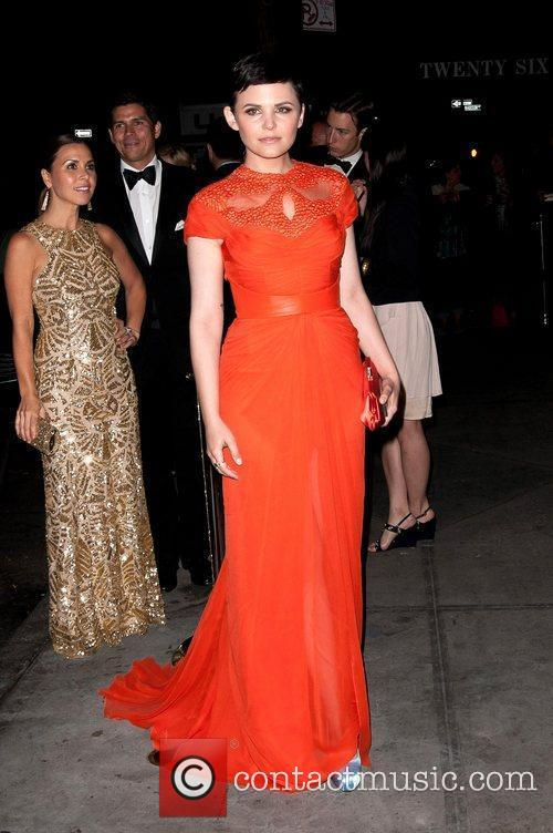 Ginnifer Goodwin Met Ball 2012 Afterparty held at...