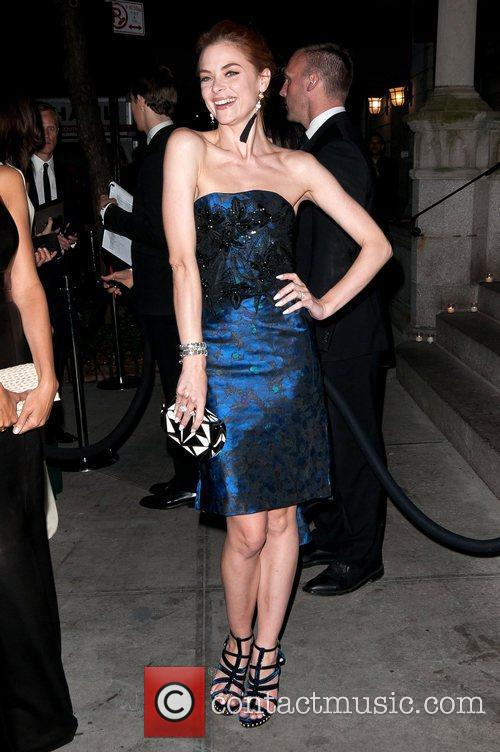 Jaime King Met Ball 2012 Afterparty held at...