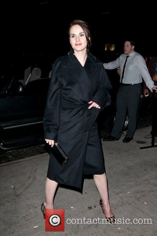 Michelle Dockery Met Ball 2012 Afterparty held at...