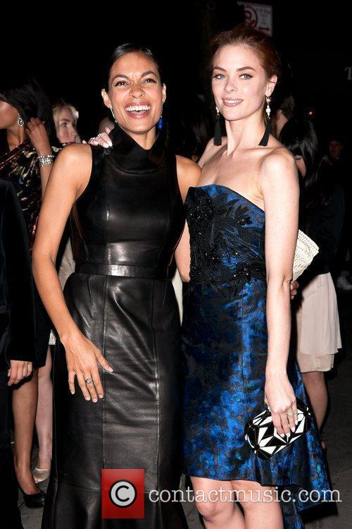 Rosario Dawson and Jaime King 2