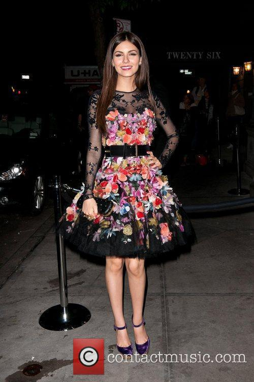Victoria Justice Met Ball 2012 Afterparty held at...