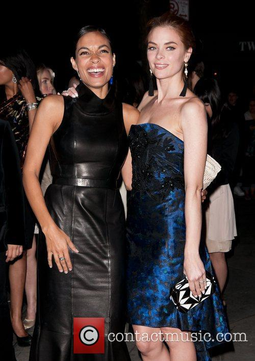 Rosario Dawson and Jaime King 3