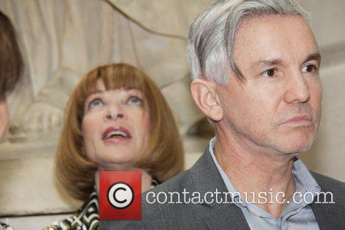 Anna Wintour, Baz Luhrmann and Metropolitan Museum Of Art 2