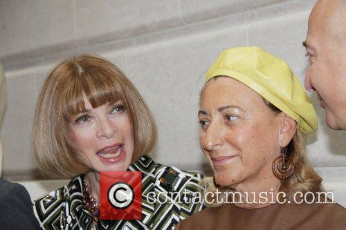 Anna Wintour and Metropolitan Museum Of Art 4
