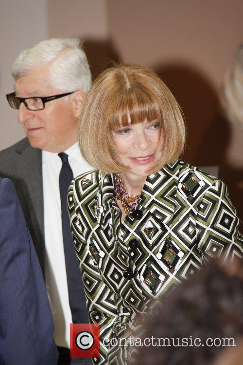 Anna Wintour and Metropolitan Museum Of Art 5