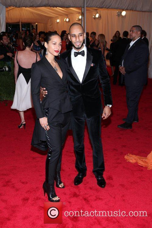 Alicia Keys, Swizz Beatz and Metropolitan Museum Of Art 2