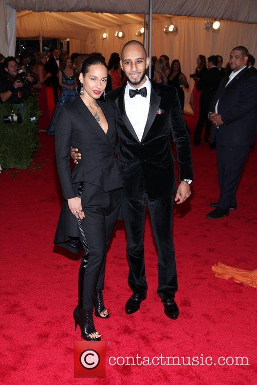 Alicia Keys, Swizz Beatz and Metropolitan Museum Of Art 3