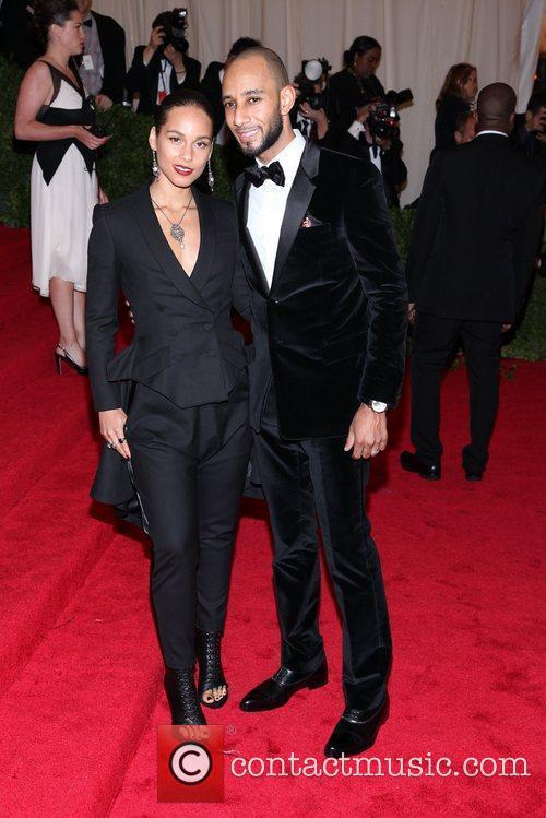 Alicia Keys, Swizz Beatz and Metropolitan Museum Of Art 5