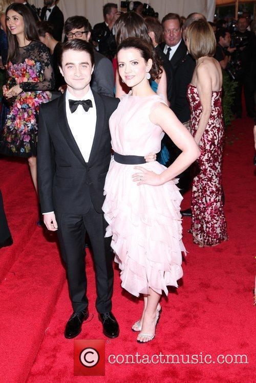 Daniel Radcliffe and Metropolitan Museum Of Art 1