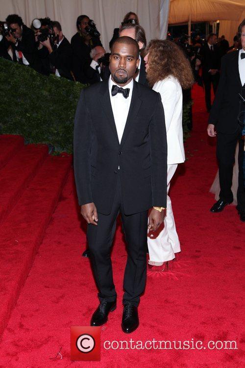 Kanye West Schiaparelli and Prada 'Impossible Conversations' Costume...