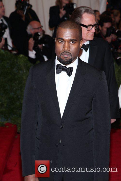 Kanye West and Metropolitan Museum Of Art 1