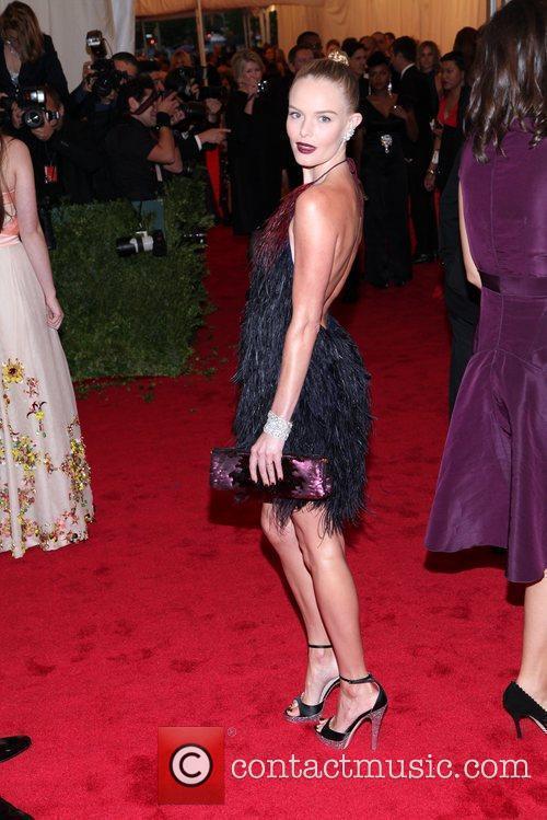 Kate Bosworth Schiaparelli and Prada 'Impossible Conversations' Costume...