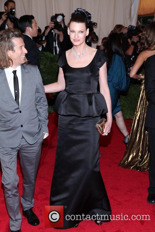 Linda Evangelista  Schiaparelli and Prada 'Impossible Conversations'...