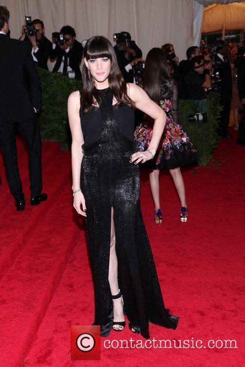 Liv Tyler Schiaparelli and Prada 'Impossible Conversations' Costume...