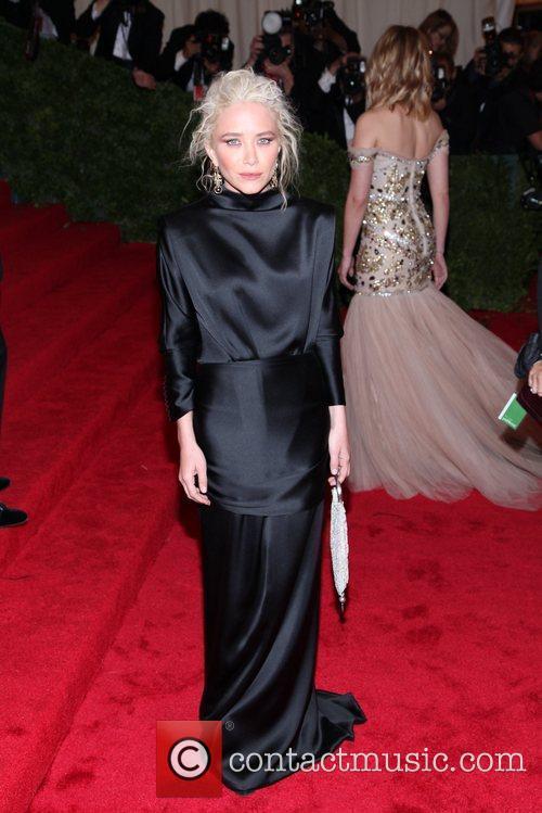 Mary-Kate Olsen Schiaparelli and Prada 'Impossible Conversations' Costume...