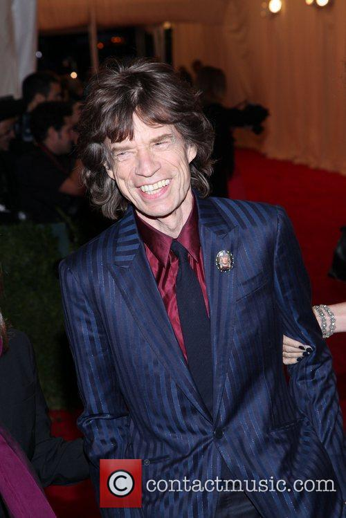 Mick Jagger and Metropolitan Museum Of Art
